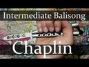 Нож бабочка Балисонг трюки флиппинг средний уровень 3 Chaplin