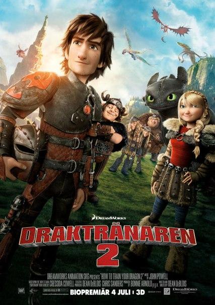 Draktränaren 2  - Svensk tal (2014)