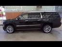 2018 Cadillac Escalade ESV Platinum - BLACK RAVEN