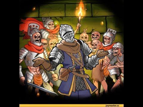 Dark Souls III Где то между двух огней двух мечей отчаяньем и смертью