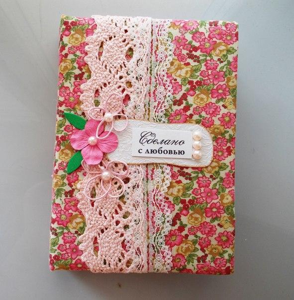 Обложка для дневника своими руками из ткани