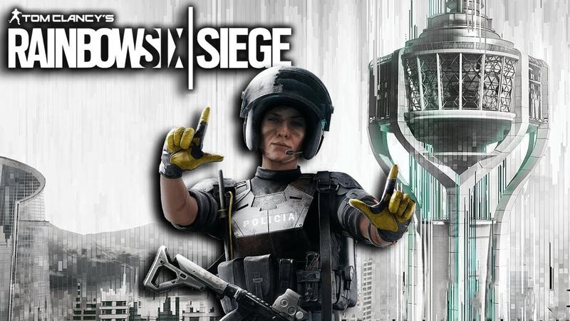 Rainbow Six Siege: Смешные моменты   Пули непробиваемая Clash