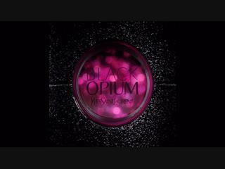 Black opium от yves saint laurent
