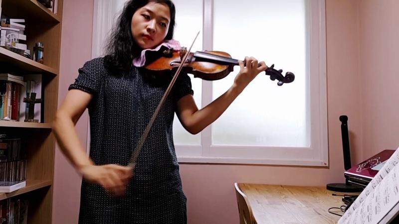 스즈키5권 협주곡 사단조3악장-비발디 Suzuki violin5Concerto in g minor(A.Vivaldi)3rd mvt. 바이올린 레슨 강사 김