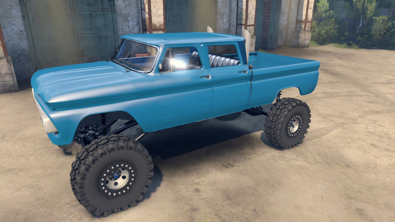 66 CHEVY C-30 By (ccs) 1.1 для Spintires - Скриншот 1