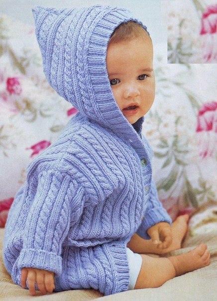 Курточка для малыша (3 фото) - картинка