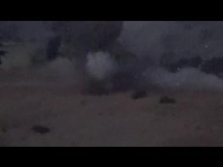 Kurdish Forces взорвали автомобиль с джихадистами в деревне Кимара Африн
