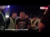 Хулиганы напали на фанатов Ливерпуля в Киеве