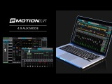 eMotion LV1 Tutorial 4.9: Mixer Window – AUX Mode