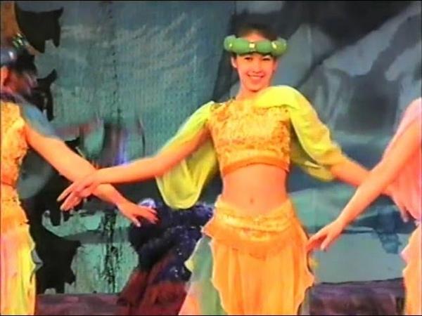 Таберик: Арабский танец 3 (НГ 2001-2002)