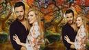 Барыш Ардуч и Эльчин Сангу выглядят райской парой как в сказке в фотосессии.