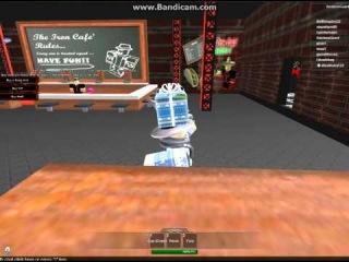 Roblox IC #4 - Супер секретный бэфдж