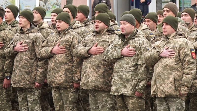 З передової повернулась 26 артилерійська бригада