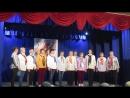 011 Коллектив Отрада с песней Гимн волонтеров на фестивале Песенное половодье