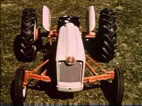 Vintage Ford Tractor Commercial