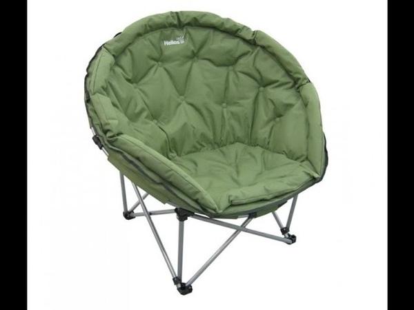 Кресло складное круглое Helios HS 214L