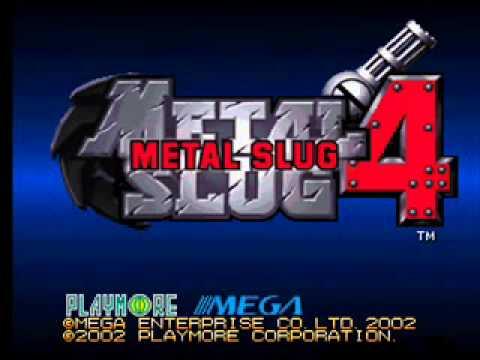 Metal Slug 4 OST: Secret Place -Final Mission- (EXTENDED)