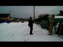 Безоборотное метание ножей. Южно-Сахалинск. Начальное обучение от Наиля Ахмадуллина, который с 2016 года игнорирует меня .