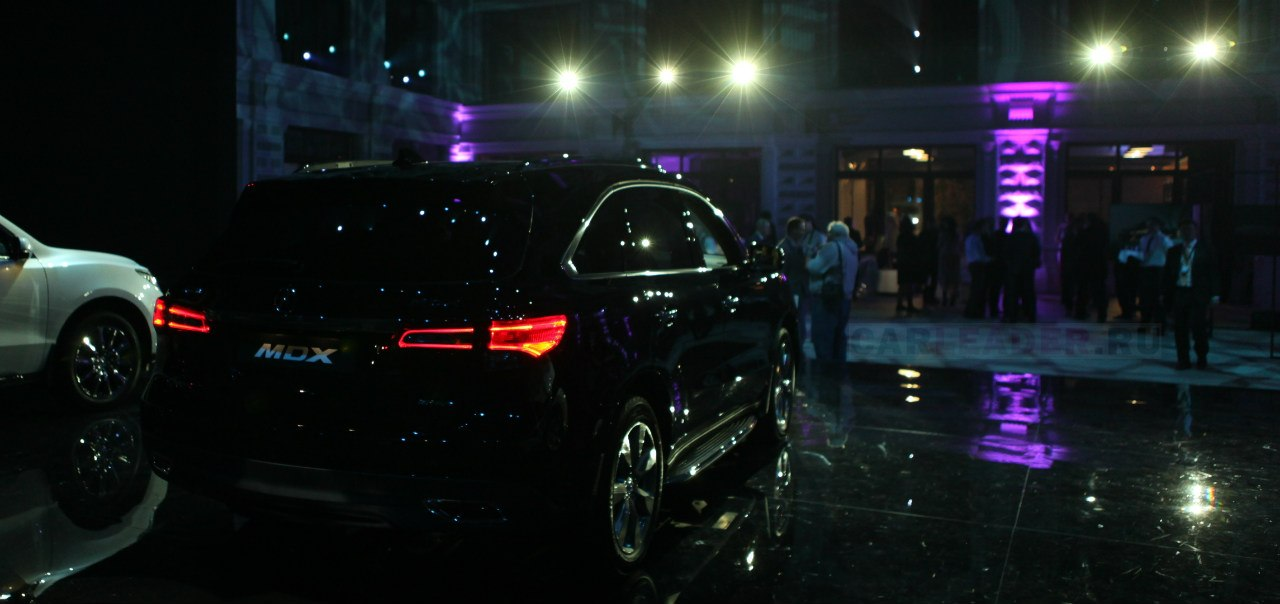 Диодные фонари Acura MDX