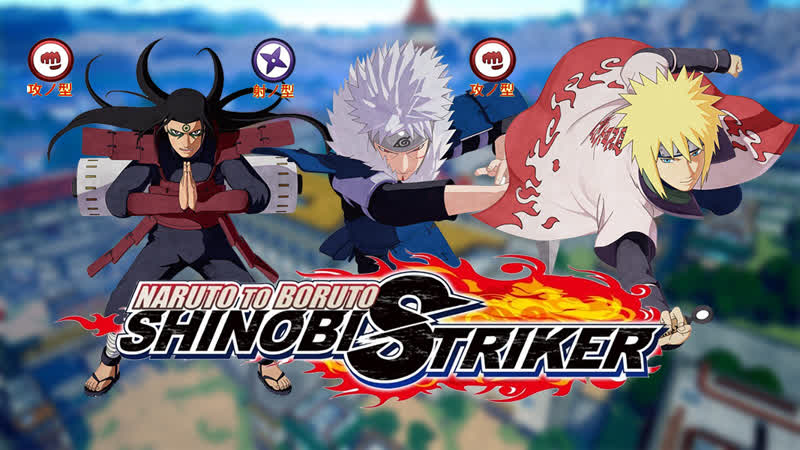 Shinobi Striker | Пострими немного?