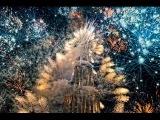 Новогодний феерверк 2014 в Дубае. Полная версия. Салют, попавший в книгу рекордов Гиннеса!