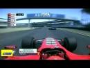 Физикелла прокалывает колесо Шумахеру и лишает его победы на Гран при Бразилии 2006 года