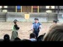 Texas Renaissance Festival 2012 - Adam Winrich Professional Bull Whipper