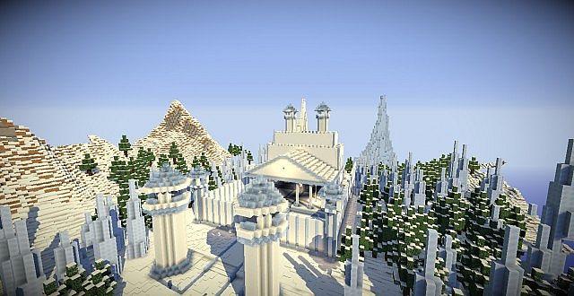 [Map] Ice Kingdom - Ледяное Королевство