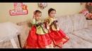 День рождения, Вероника и Валерия, 1 годик