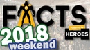 FACTS Fall 2018 Edition - Weekend Footage - Flanders Expo Ghent Belgium