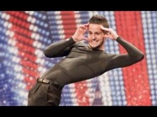 Außerordentliche ROBOTER Tänzer Großbritannien hat Talent..