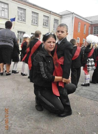 Анна Дубинина, 6 августа , Павлоград, id153988412