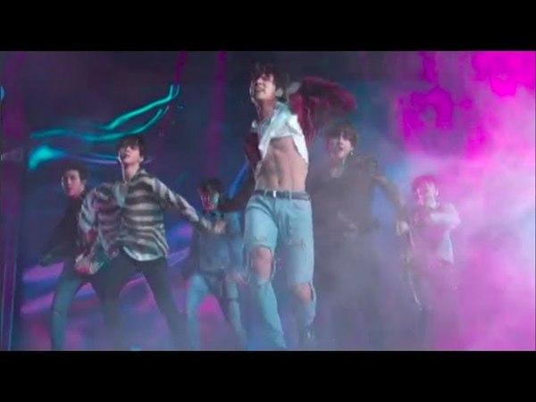 [FANCAM] BTS (방탄소년단) 'FAKE LOVE' BBMAs 2018