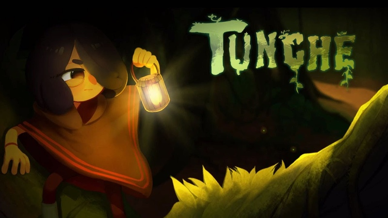 Tunche – Teaser Trailer (Steam, PlayStation 4, Xbox One, Nintendo Switch)