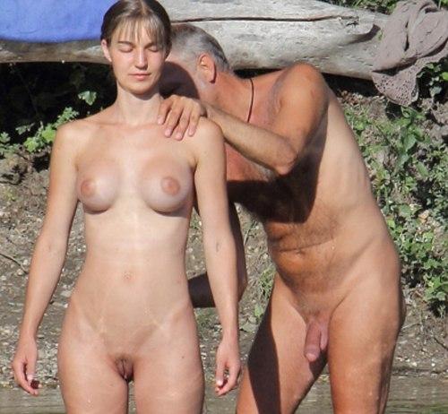 Частное фото голых семейных пар нудистов. Эротика (60 фото).