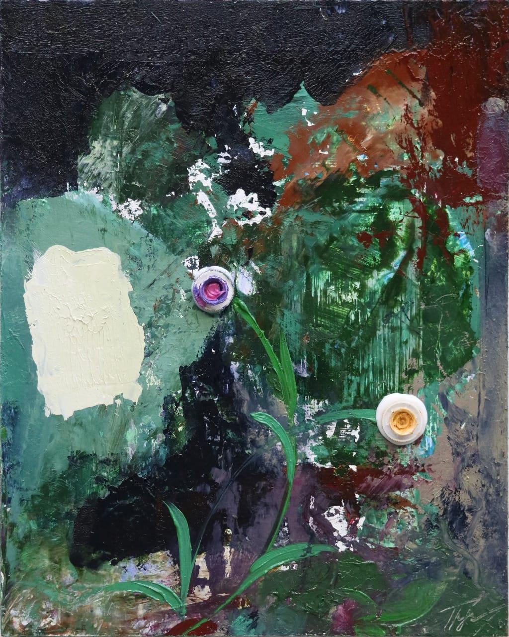 Виталий Пушницкий «Growing.Painting.»