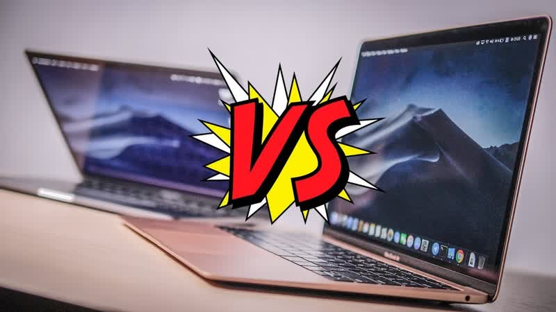 "MacBook Air 2018 vs MacBook Pro 13"" без тачбара — что выбрать macbook air 2018 vs macbook pro 13"" ,tp nfx,fhf — xnj ds,hfnm"