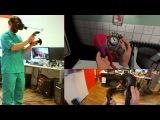 Surgeon Simulator VR: Meet The Medic Live HTC Vive Demo