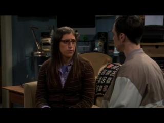 [5х2] Шелдон просит Эми помочь убедить Пенни избавится от дивана