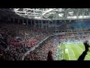 Argentina vs. Croatia croatian fan sector 21.06.2018