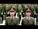 PLA Bayonet Actions Chinese Military Parade 1984 1999 2009 2015