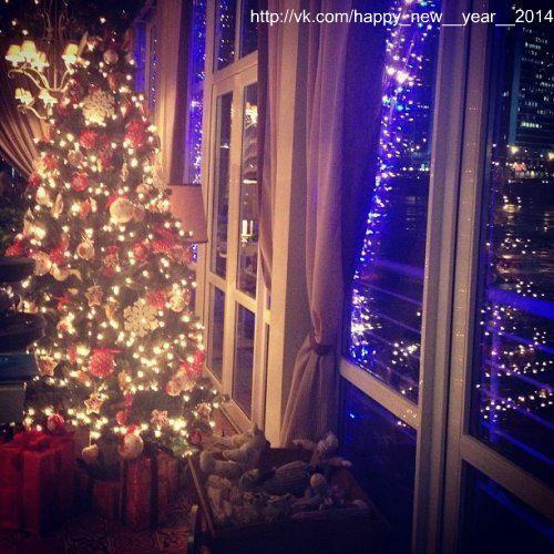 Новий рік 2014