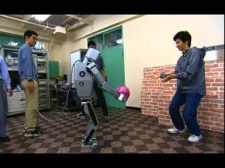 Роботы, такие похожие на людей