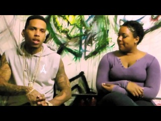 Kid Ink interview with Kirby Gwen