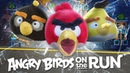 Angry Birds on The Run - New Series Trailer