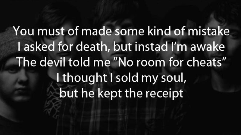 Bring Me The Horizon - Doomed (Lyrics) » Freewka.com - Смотреть онлайн в хорощем качестве