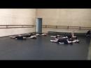 Зачет по танцу. 1 курс. 2 семестр. 2 группа. 2 часть.