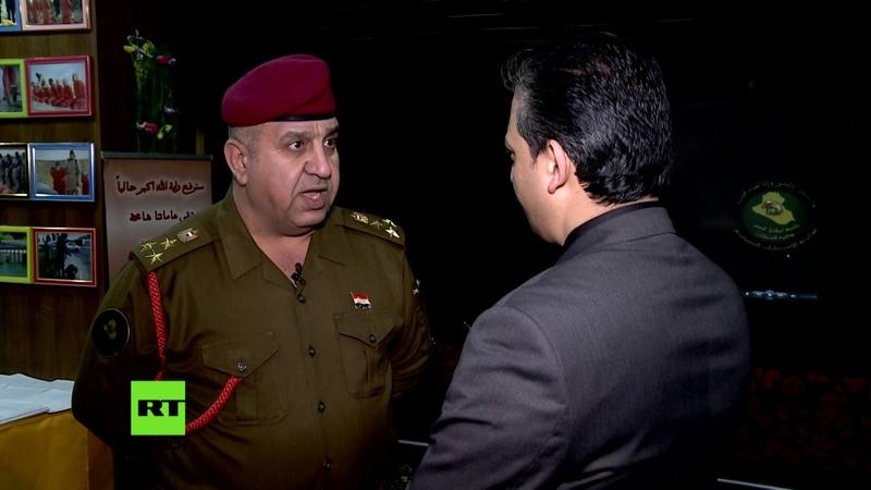 Exklusiv Reportage Irakisches Militär zeigt Belege für IS Terrorangriffe in Ägypten