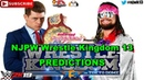 NJPW Wrestle Kingdom 13 IWGP US CHAMPIONSHIP Cody Rhodes vs. Juice Robinson Predictions WWE 2K19