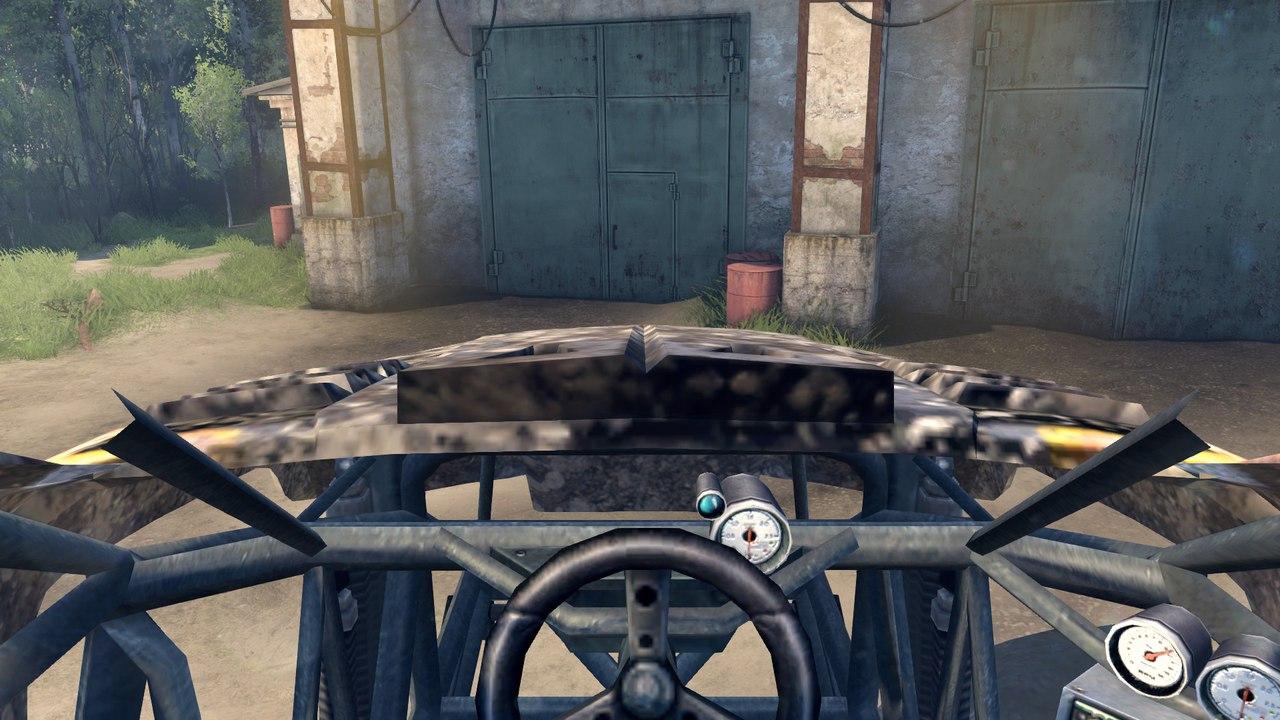 Monster Maximus для Spintires - Скриншот 3